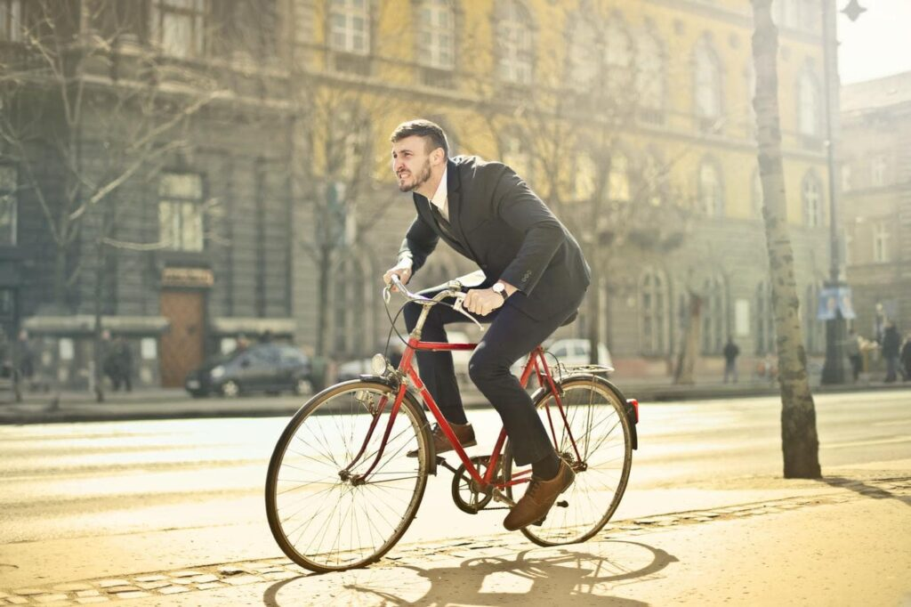 Bicycle can cause erection problem and is surprising reason for ED