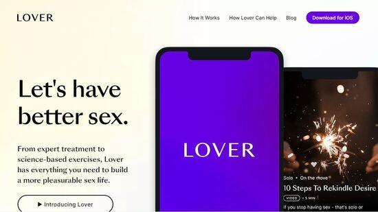 Lover-app-for-better-sex