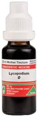 Lycopodium Q for better erection